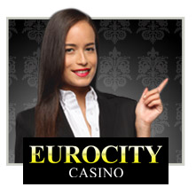 EuroCity Live Casino Bonus